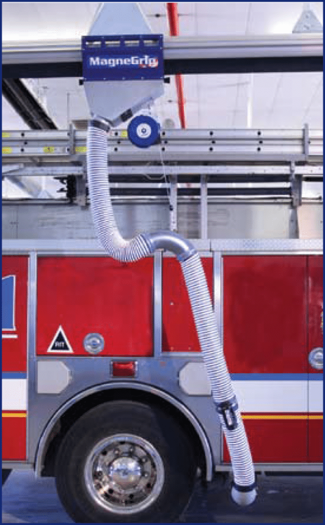 Exhaust Removal System - Front