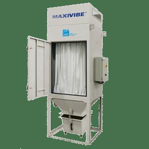 enclosed shaker dust colletor