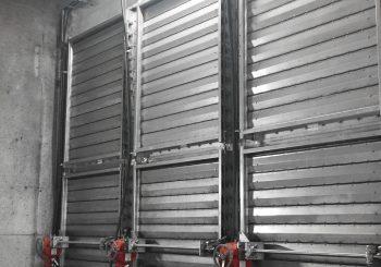 Stainless Steel Industrial Damper High Pressure