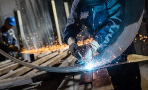welding fume extraction